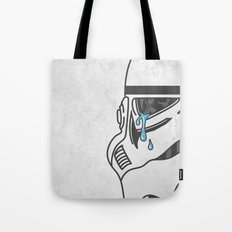 Tears of the Trooper Tote Bag