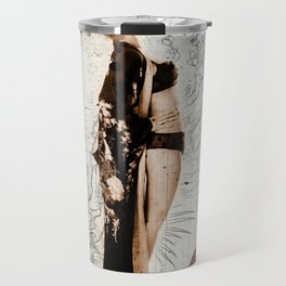 Geisha Beauty Travel Mug