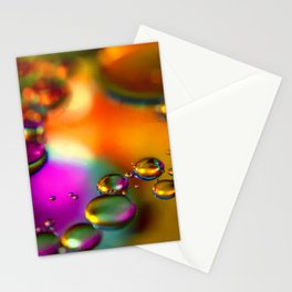 """""""Floating Droplets"""" Stationery Cards"""