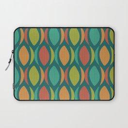 Sea Grass & Beach Pebbles (pattern) Laptop Sleeve