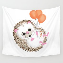 Porcupine Wall Tapestry