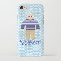 pablo picasso iPhone & iPod Cases featuring Pablo Picasso by Late Greats by Chen Reichert