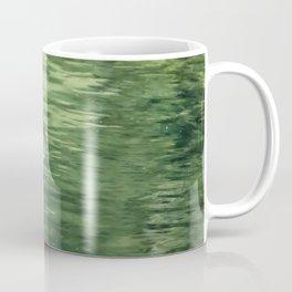 Beaver on an Evening Swim Coffee Mug