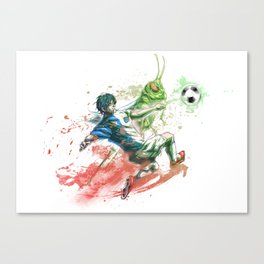 Grasshopper FC Canvas Print