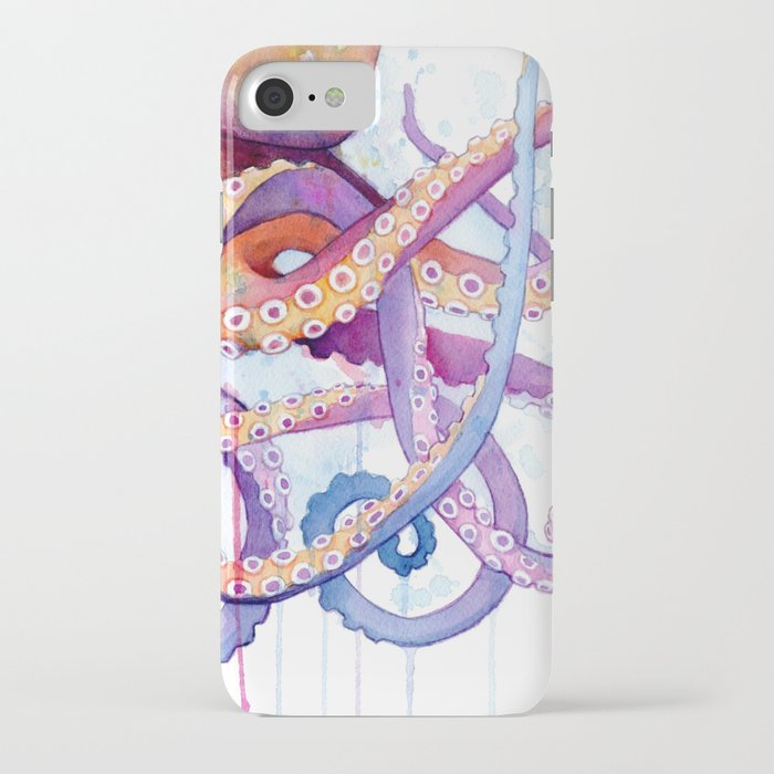 octopus ii iphone case