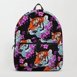 Pattern tiger Backpack
