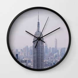 Empire State Building – New York City Wall Clock