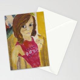 Kyra Takes A Selfie Stationery Cards