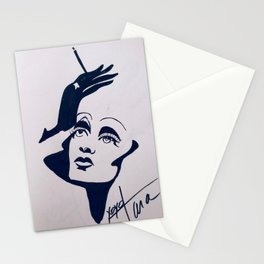 Marlene Sillhouette Stationery Cards