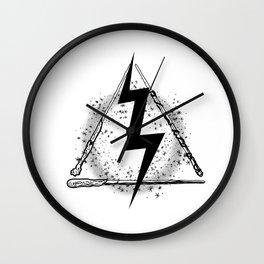 Wands Wall Clock