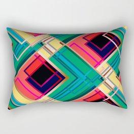 Life in color Rectangular Pillow