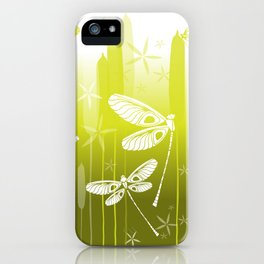 CN DRAGONFLY 1018 iPhone Case