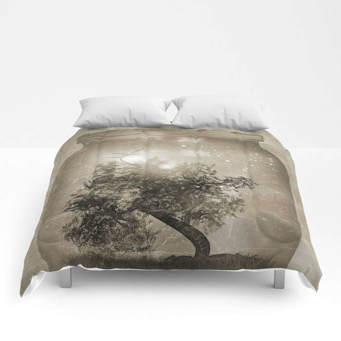 Saving Nature. Comforters