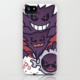 Ghost Type iPhone Case