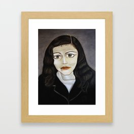 Lucian Freud Study 2014 Framed Art Print