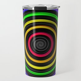 Sacred-Symmetry: Tunnel Of Love  Travel Mug