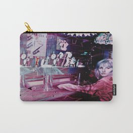 Where Nobody Knows Your Name Carry-All Pouch
