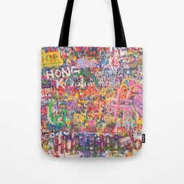 Hope of Peace Tote Bag