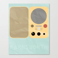 Farnsworth Canvas Print