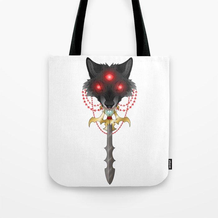 Sword Eater Tote Bag