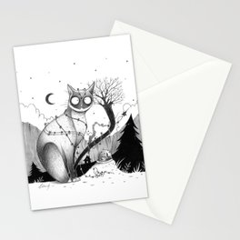 It's Christmas time... even if it's not! Stationery Cards