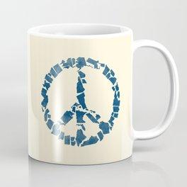United for Peace Coffee Mug