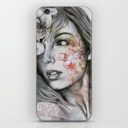 Mascara iPhone Skin