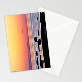 Yellow Skies of Summer Stationery Cards