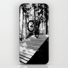 Biker iPhone Skin