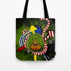 Ssh! Tote Bag