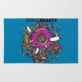 Donut Beauty Rug