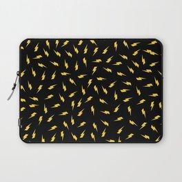 Yellow Bolt Laptop Sleeve