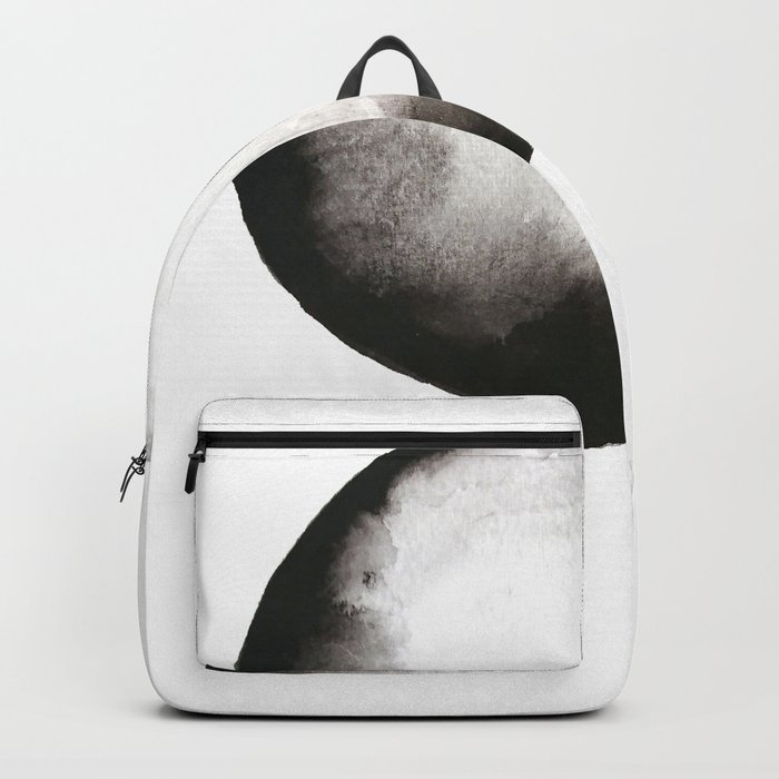 "Zen painting and Chinese calligraphy of ""Zen"" Backpack"