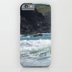 White Surf iPhone 6s Slim Case