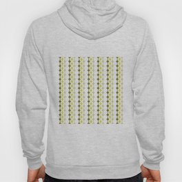 Droplets Pattern - Fresh Lime Abstract Hoody