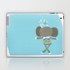 happy elephant Laptop & iPad Skin