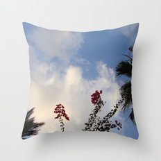 Look Up Sometimes Throw Pillow