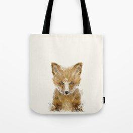 little fox cub Tote Bag