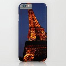Las Vegas - Paris iPhone 6s Slim Case