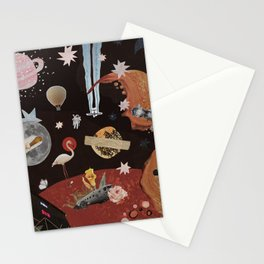 On the Sun Stationery Cards
