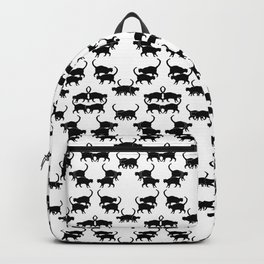 Cats in Profile Backpack