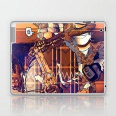 Choclo y Salcedo en el oeste (VariantRETRO) Laptop & iPad Skin