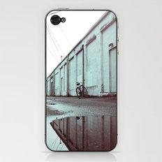 Neighborhood alley iPhone & iPod Skin