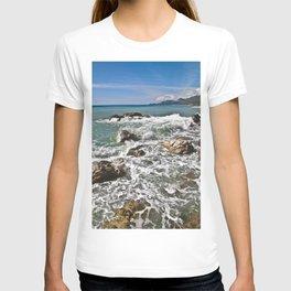 East coast on the Isle of Sicily T-shirt