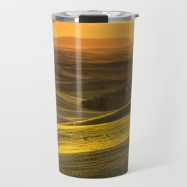 Golden Grains Travel Mug