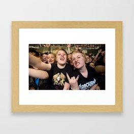 asfgfdgfhdgfd Framed Art Print
