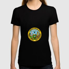 Idaho State Seal T-shirt