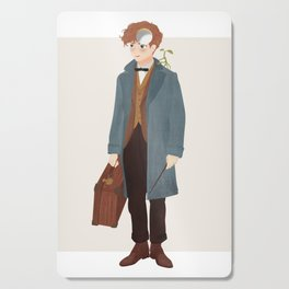 Newt Scamander Cutting Board