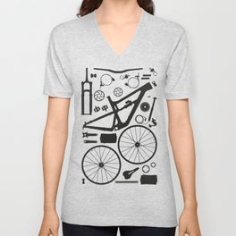 Bike Parts - Hightower Unisex V-Neck