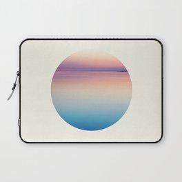Cotton Candy Sky Laptop Sleeve